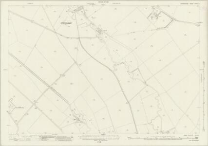Oxfordshire XXXVIII.2 (includes: Hardwick with Yelford; South Leigh; Standlake; Stanton Harcourt) - 25 Inch Map