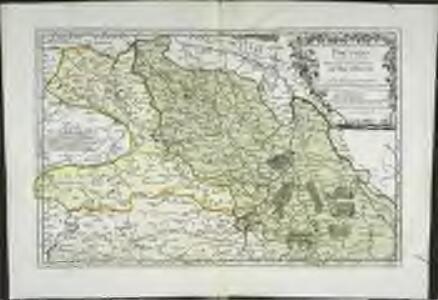 Partie septentrionale de l'evesché de Poictiers ; Partie septentrionale du Haut Poitou