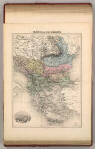 Peninsule de Balkans.