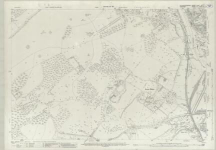 Gloucestershire LXXV.3 (includes: Abbots Leigh; Bristol; Long Ashton) - 25 Inch Map