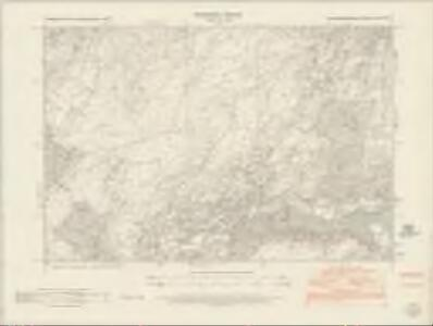 Caernarvonshire XXIII.NE - OS Six-Inch Map