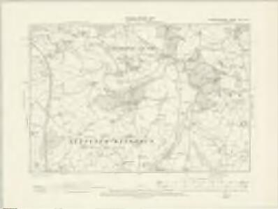 Monmouthshire XIII.SW - OS Six-Inch Map