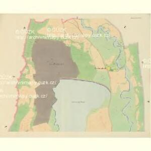 Luschnitz - c4338-1-001 - Kaiserpflichtexemplar der Landkarten des stabilen Katasters