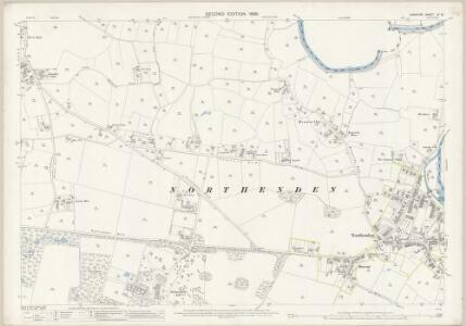 Cheshire IX.16 (includes: Manchester; Sale) - 25 Inch Map