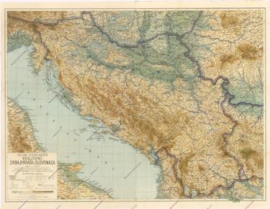 Velika zidna karta Srba, Hrvata i Slovenaca