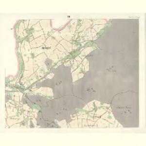 Gross Aurzim (Welky Auřim) - c8466-1-007 - Kaiserpflichtexemplar der Landkarten des stabilen Katasters