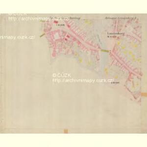 Lunderburg - m0243-1-012 - Kaiserpflichtexemplar der Landkarten des stabilen Katasters