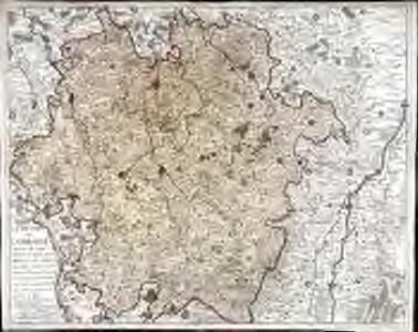 Le duché de Lorraine duché de Bar duché de Deux Ponts presidial de Verdun pays Messin Haute Alsace
