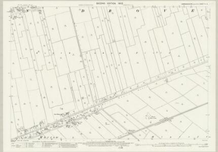 Cambridgeshire VI.8 (includes: Parson Drove; Wisbech St Mary) - 25 Inch Map