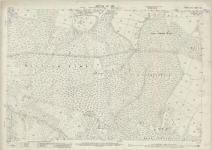 Sussex XXI.1 (includes: Rogate; Terwick; Trotton) - 25 Inch Map