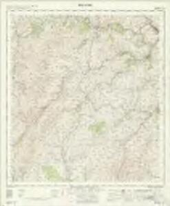 Selkirk - OS One-Inch Map