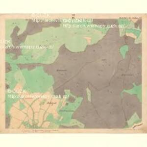 Kirchschlag - c7621-1-009 - Kaiserpflichtexemplar der Landkarten des stabilen Katasters