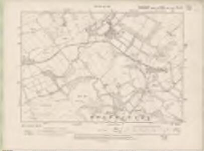 Peebles-shire Sheet VII.NE - OS 6 Inch map