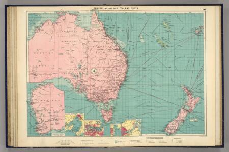Australian, N.Z. ports.