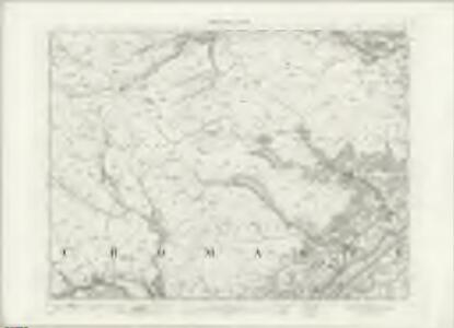 Alness - OS One-Inch map