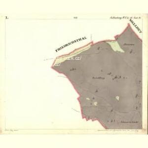Silberberg - c5515-1-001 - Kaiserpflichtexemplar der Landkarten des stabilen Katasters