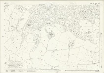 Sussex XLIV.8 (includes: Beckley; Brede; Peasmarsh; Udimore) - 25 Inch Map