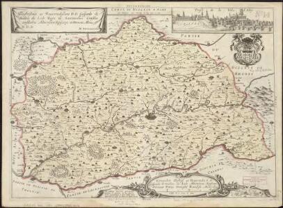 Carte du diocese d'Alby