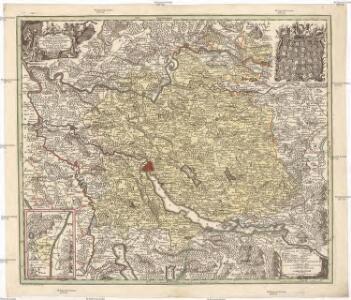 Delineatio pagi Tigurini ex observationibus recentissimis et accuratissimis