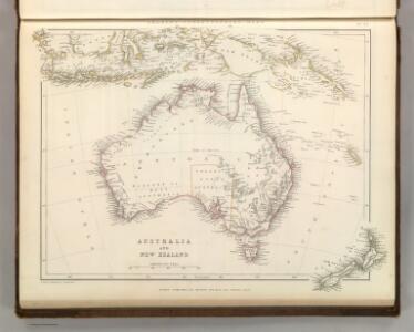 Australia and New Zealand.