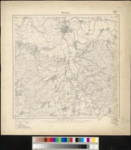 Meßtischblatt 2085, 2152 : Rinteln, 1898