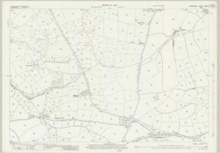 Devon LXXVI.3 (includes: Inwardleigh; Okehampton Hamlets) - 25 Inch Map