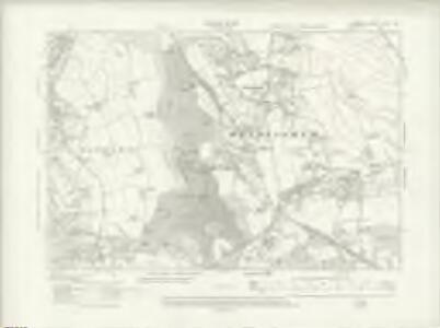 Surrey XXVII.NE - OS Six-Inch Map