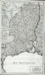 Gouvernement general de Languedoc qui comprend deux generalitéz sçavoir la generalité de Toulouse et celle de Montpellier, 2
