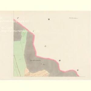 Mietschin - c4578-1-002 - Kaiserpflichtexemplar der Landkarten des stabilen Katasters