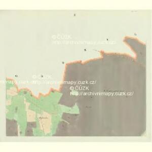 Hossin - c2235-1-002 - Kaiserpflichtexemplar der Landkarten des stabilen Katasters