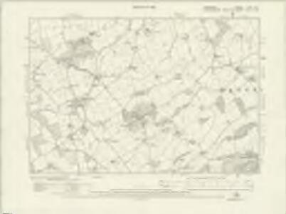 Shropshire LXVII.NE - OS Six-Inch Map