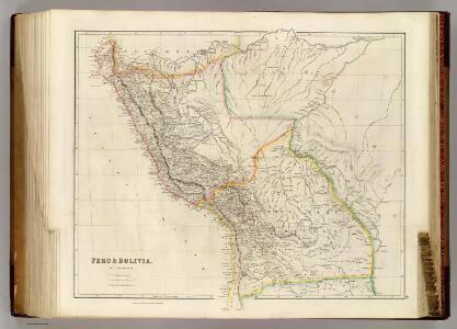 Peru & Bolivia.
