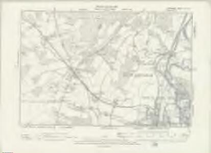 Hampshire & Isle of Wight LVII.NE - OS Six-Inch Map