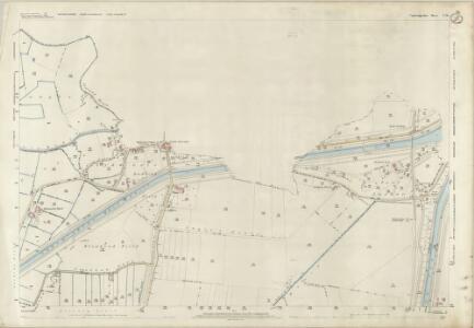 Cambridgeshire I.15 (includes: Central Wingland; Tydd St Giles; Tydd St Mary; West Walton) - 25 Inch Map