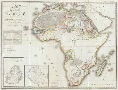 Composite: L'Afrique.