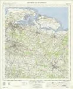 Chatham and Maidstone - OS One-Inch Map