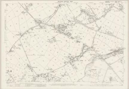 Yorkshire CCXCV.13 (includes: Beighton; Sheffield) - 25 Inch Map