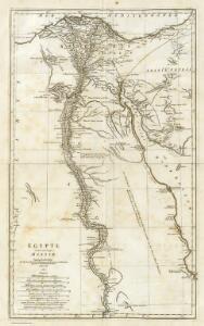Egypte, nomme dans le pays Missir.