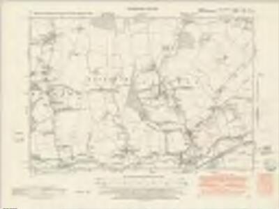Essex nXLI.SE - OS Six-Inch Map