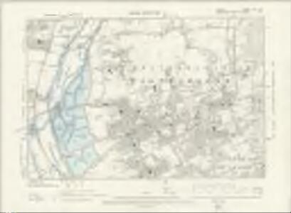 Essex LXV.SW - OS Six-Inch Map