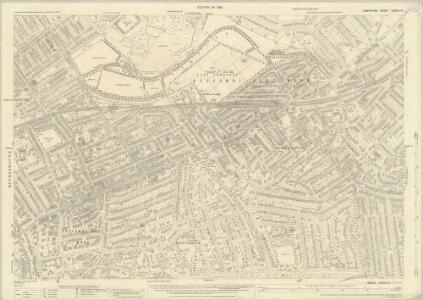 Hampshire and Isle of Wight LXXXVI.10 (includes: Bournemouth) - 25 Inch Map