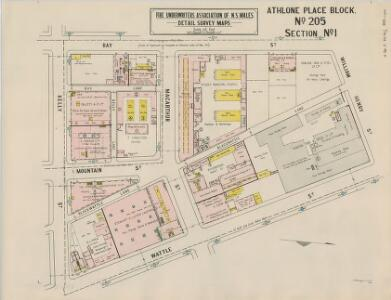 Athlone Place Block No.205 Section No.1, 10.10.25 (col)