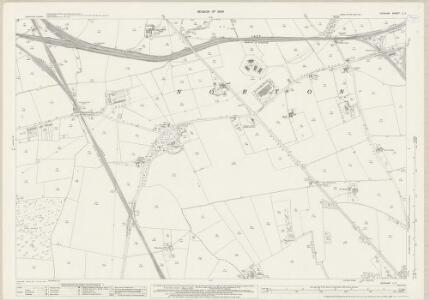 Durham L.7 (includes: Carlton; Norton; Stockton On Tees) - 25 Inch Map