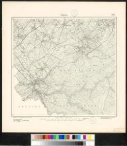 Meßtischblatt 3091 : Eupen, 1895