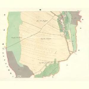 Polleitz (Pollečz) - m2350-1-003 - Kaiserpflichtexemplar der Landkarten des stabilen Katasters