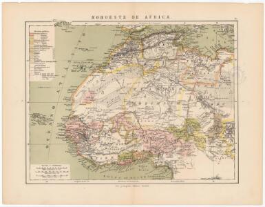 Noroeste de Africa
