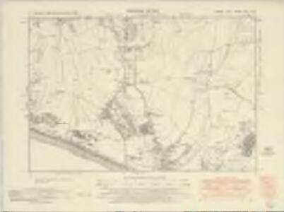 Sussex LXVI.SE - OS Six-Inch Map
