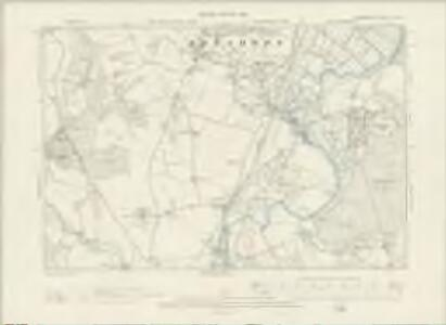 Hampshire & Isle of Wight LIV.SE - OS Six-Inch Map