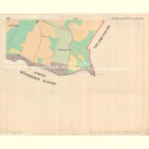 Alt Preneth - c7314-2-008 - Kaiserpflichtexemplar der Landkarten des stabilen Katasters
