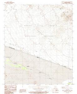 West of Lukeville